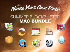 Summer Blockbuster Mac Bundle Ft. Path Finder 6 & Fantastical - Get 10 Award-Winning Mac Apps. Donate to Charity. Name Your Own Price.