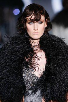 Коллекция Ulyana Sergeenko Couture осень-зима 2014/15 #ulyanasergeenko #fw1415
