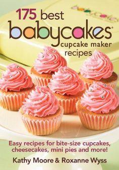 babycakes mini cupcake maker instruction manual babycakes maker rh pinterest com Deluxe Baby Cakes Cupcake Maker Full Size Cupcake Maker