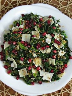 This kale salad is just what your summer needs
