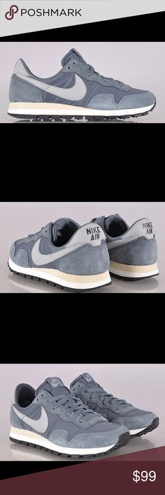 48ff277dd67a5 NIKE AIR PEGASUS 83 NIKE AIR PEGASUS 83 ➖ BRAND NEW ➖SIZE MENS 6.5➖ COLOR  ARMORY  SLATE  SILVER-BEACH- SAIL ➖STYLE  599124-402 ➖ NWB Nike Shoes ...