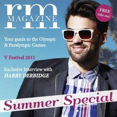 RM Magazine Summer Special August 2012 Cover