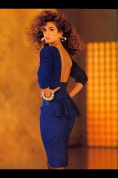 Vogue, Cindy Crawford, August remember this! I had this pic on my wall with other pics out of Vogue. Trend Fashion, Editorial Fashion, Fashion Models, Fashion Outfits, Fashion Tips, Fashion Websites, Fashion Brands, Cindy Crawford, Vintage Outfits