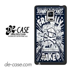 Johnny Cupcakes DEAL-5909 Samsung Phonecase Cover For Samsung Galaxy Note Edge