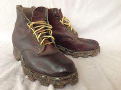 WWII heritage Antarctic boots