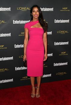 Padma Lakshmi Entertainment Weekly's Pre-Emmy Party