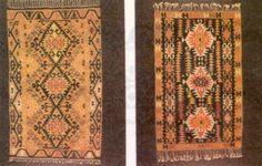 Anadolu kilimleri birer sanat eseridir.