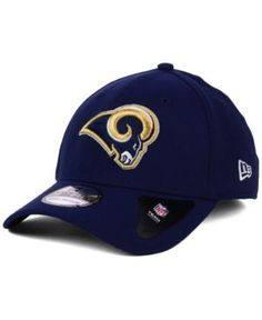 New Era Los Angeles Rams Team Classic 39THIRTY Cap - Blue S/M