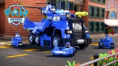 Paw Patrol Movie, Disney Jokes, 5 Year Olds, My Favorite Things, Police, Monster Trucks, Commercial, Characters, Diy