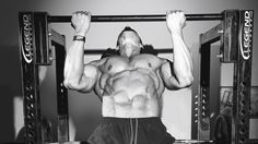 Straight Up Back: Pullup Workout
