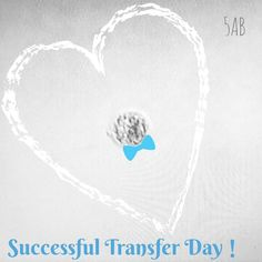 IVF Transfer day details and emotions. Round two transfer was completely different from our first. IVF blog from genetic carriers. IVF w/PGD