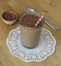 "Chocolate Banana Avocado ""Milkshake"" {Dairy-Free, Paleo} | Meaningful Eats"