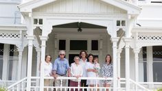 Seven Generations Of The Gordon Family At Clifton - Great Things Grow Here Hawke's Bay Community, Engagement, Engagements