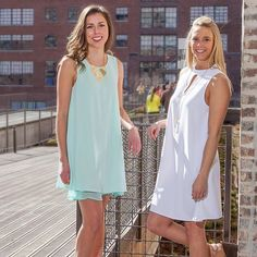 Two PERFECT Easter dresses  | Spring Forward Dress + Key To My Heart Dress both under $38 apricityboutique.com | #easter #eastersunday #ootd #wiw #spring #springstyle #instagood #instafashion