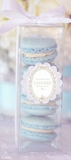 Pastel Blue Wedding, French Blue Wedding, Blue Wedding Gowns, Blue Macaroons, French Macaroons, Macarons, Soft Colors, Colours, Dusty Blue Weddings