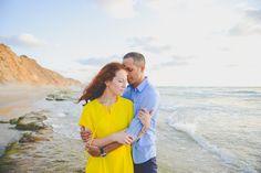 Fine Art // Engagement Photos // Fall Colours // Fall Engagement Session // Beach Side // Sea // Med Sea // Elopement Photos // Wedding Portraits // Unique // Boho Chic // Lace White Dress // Free People Wedding Dress // Guitar // Musical Portrait Session // Beach Couples Photos // Bridal Portrait // Autumn Bouquet // Fall Bouquet // Fun Couples Photos / Wedding Photography // Intimate Ceremony // Lauren Newman // Wedding Photographer // Israel, Tel Aviv // Destination // Ethereal