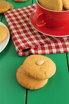 Μπισκότα - The one with all the tastes Greek Desserts, Greek Recipes, Vegan Desserts, Greek Cookies, Almond Cookies, Sans Lactose, Sans Gluten, Biscuit Cookies, Cupcake Cookies
