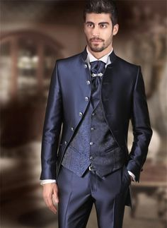 Groom and formal suits Made in Italy.