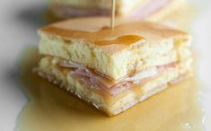 Pancake Breakfast Sandwiches - Framed Cooks