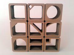 Nowa koncepcja półek z kartonu / New design of cardboard shelfs, ,Cardboard furniture, meble z tektury, eko, ekologiczne, diy, zrób to sam