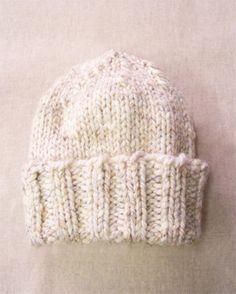 Free Knitting Pattern 80200AD Ed's Hat : Lion Brand Yarn Company