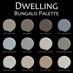 Design Your Dwelling By Miller Paint Interior House Colors Farmhouse Remodel