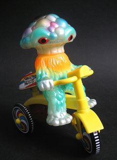 ♣Japanese Toys this is a reminder that even monsters were children once♣ツ