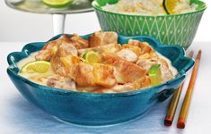 Carne: Lombo de porco com leite de coco e ananás