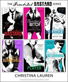 Love!!! Beautiful Bastard series! I have bastard and stranger.. I need them all!!