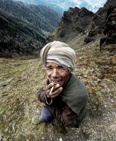 Photo ~Shepherd of the Mountains~ by Mohan Duwal on 500px