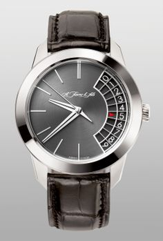 A. Favre & Fils - Phoenix 10.1 - white gold Watch Image, Business Formal, Formal Suits, Elegant Watches, Luxury Watches For Men, Omega Watch, Phoenix, White Gold, Bling