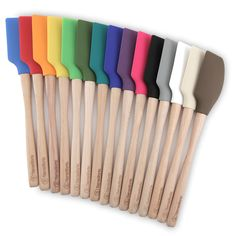 Spatulas and Spoonulas by ThermoWorks || #thermoworks #spatulas