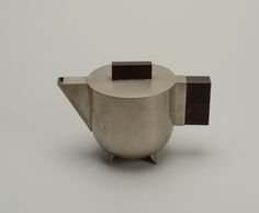 Coffee Pot Or Teapot (Austria), 1930–35