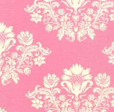 Lily Ashbury Summer House Pink Lemonade Toile
