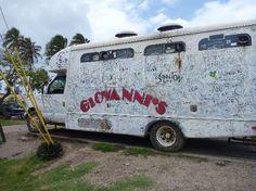 Giavanni's Shrimp Truck~North Shore