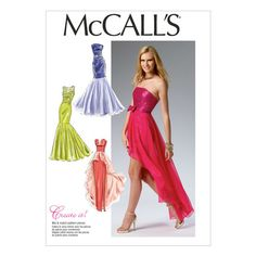 Mccall Pattern M6838 6-8-10-12--Mccall Pattern