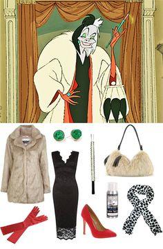 Killer Costume Idea: Cruella De Vil