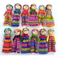 Worry dolls.