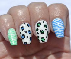 #animal nail art ideas #animal nail designs step by step #animal nail name #animal nail synonym #animal print nail art #animal print nail designs #cute animal nail designs #themes for nail art competition #what are animal nails called