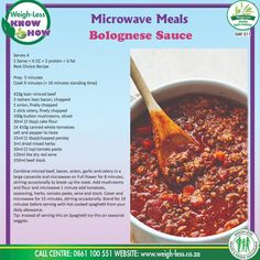 Mince Recipes, Diet Recipes, Cooking Recipes, Healthy Recipes, Lean Protein Meals, Protein Foods, Relish Sauce, Microwave Recipes, Fat Loss Diet