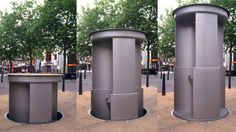 Australia's first hydraulic pop-up urinal has arrived to everyone's relief http://ift.tt/1LsPTsX Like many drinkers on the weekend you might find yourself busting for a pee but conscious of doing it on the street. Fear no more if youre in Australia. Perth City Council has unleashed whats believed to be the countrys first pop-up urinal in the citys suburb of Northbridge according to Seven News. It will appear on Friday and Saturday evenings for the late-night crowd and then tuck away…