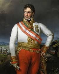 Feldmarschall Fürst von Schwarzenberg was an Austrian field marshal, and one in which Bonaparte himself held in the highest regard.  Siding with the Coalition, he led the Allied army north and played a major role in Napoleon's decisive defeat at the Battle of Leipzig on 16–18 October. In 1814, he beat a French force at Bar-sur-Aube, and he repelled an attack by Napoleon in the Battle of Arcis-sur-Aube on 20–21 March. His capture of Paris on 31 March resulted in the overthrow of Napoleon.