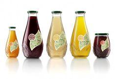 cool juice packaging
