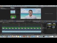 """How to Green Screen.  This is how to green screen the easy way!  I use Final Cut Pro X on a Mac for my green screening but you can also use iMovie or video applications on Windows for that matter.  Final Cut Pro X is my personal favorite tool for green screening though (""""Chroma Keying"""").  I hope that you find this video to be of value and please share this video with others!  Check out all of my how-to videos at youtube.com/BillTheHowtoGuy !  Thanks for watching and good luck green…"""
