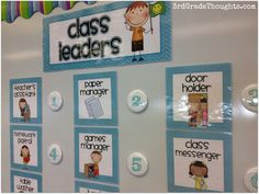 Building Student Responsibility With Classroom Jobs Classroom Job Chart, Classroom Helpers, Classroom Procedures, Classroom Jobs, 3rd Grade Classroom, Future Classroom, Classroom Management, Class Management, Behavior Management
