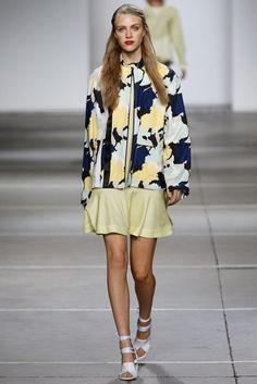 Topshop Unique – Spring 2015 RTW Vogue Fashion, Runway Fashion, Fashion Show, London Fashion, High Fashion, British Fashion Brands, 2015 Fashion Trends, Topshop Unique, Spring Summer 2015