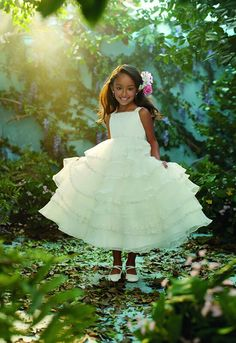 1000 Images About Disney Flower Girl Dress On Pinterest