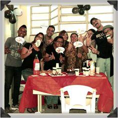 :Aniversário da Eveline: #equipe2ellis #agência #aniversário #festa #DIY