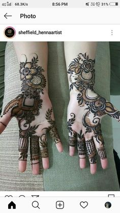 Hi everyone , welcome to worlds best mehndi and fashion channel Zainy Art . Hope You guys are liking my daily update of Mehndi Designs for Hands & Legs Nail . Khafif Mehndi Design, Rose Mehndi Designs, Latest Bridal Mehndi Designs, Henna Art Designs, Mehndi Designs For Beginners, Modern Mehndi Designs, Mehndi Designs For Girls, Mehndi Design Photos, Mehndi Designs For Fingers