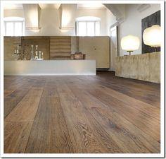 Beautiful Oak Hardwood Floor